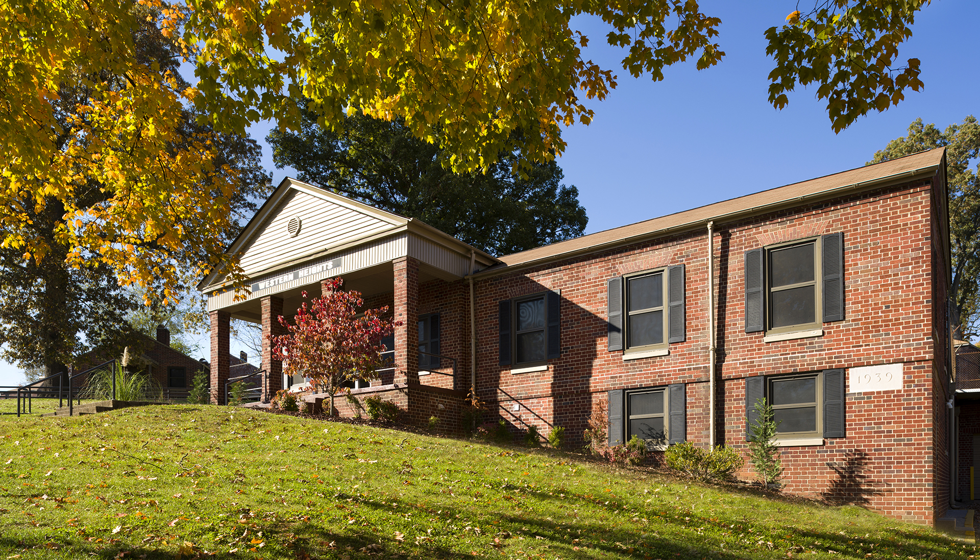 Western Heights - Knoxville's Community Development Corporation